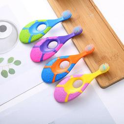 2Pcs Baby Extra Soft Tooth Toothbrush Teeth Cleaning Bristle