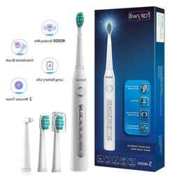 Fairywill Electric Sonic Toothbrush Rechargeable Toothbrush