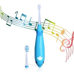 Fairywill Electric Toothbrush for kids, Cute Children Toothb