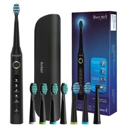 Fairywill Electric Toothbrush for Travel 5 Modes with Travel