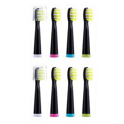 Fairywill Electric Toothbrush Hard Bristle Brush Heads Repla