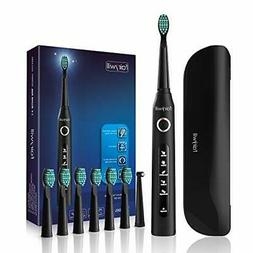 Electric Toothbrush Fairywill Sonic Travel Set With Storage