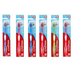 Colgate Extra Clean Toothbrush, Soft - Colors Vary