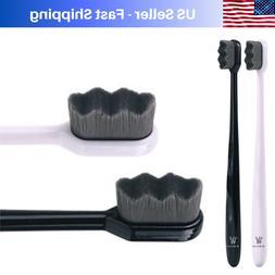 Wimolek Extra Soft Micro-Nano Toothbrush for Sensitive Gums
