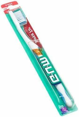 Butler G-U-M Super Tip Soft Compact Head Toothbrush - 1 ea