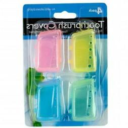 Bulk Buys GR120-24 Toothbrush Covers Set - 24 Piece