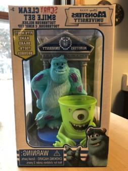 Disney Monsters University Great Smile Toothbrush Gift Set B