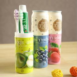 hot 1pcs multifunction cans cylindrical travel portable