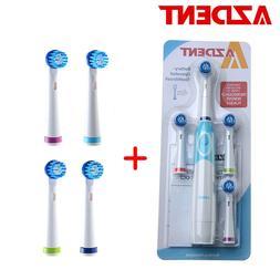 AZDENT Hot Rotatory Electric <font><b>Toothbrush</b></font>