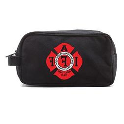 International Association Fire Fighters Dual Two Compartment