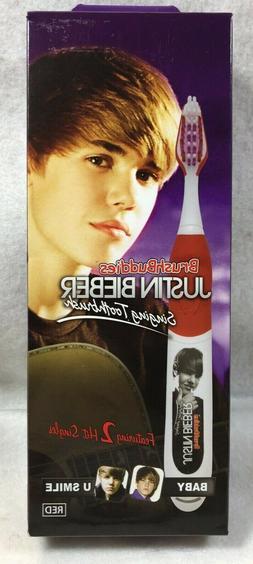 BrushBuddies Justin Bieber Singing Toothbrush , 1 ea