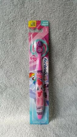 Spinbrush Kids My Little Pony Manual Toothbrush-Soft Bristle