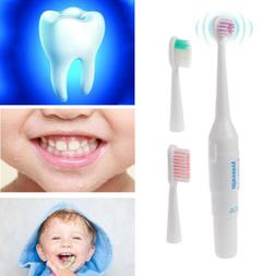 Kids Professional Oral Care Clean Electric Teeth Brush Power