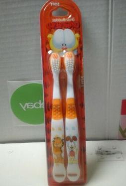 Brush Buddies Kids Toothbrush Garfield and Odie Toothbrush 2