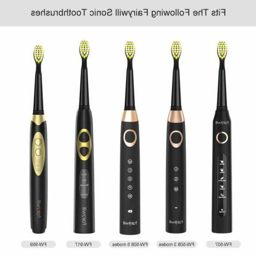 Fairywill Toothbrush for