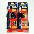 2 X NEW LICENSED Kids STAR WARS Travel Kits Darth Vader + C3