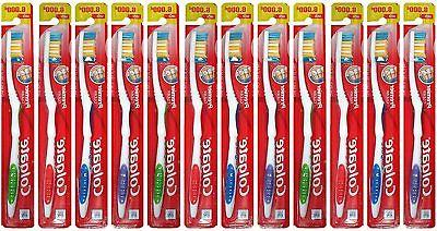 24 Pack !! Colgate Toothbrushes Premier Extra