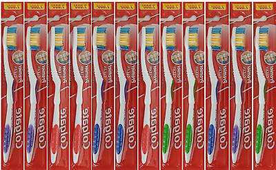 24 pack toothbrushes premier extra clean
