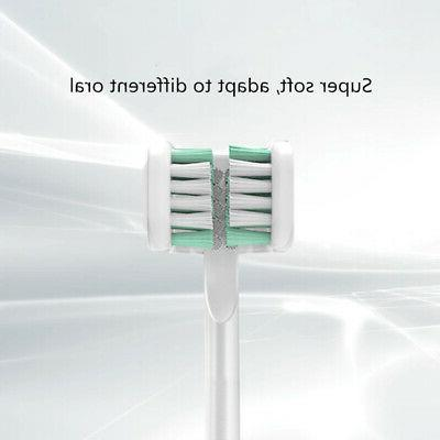 2X(Rechargeable Adult Toothbrush Ultrasonic Ch E4J8