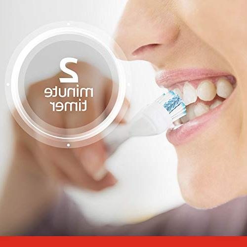 Battery Powered Toothbrush Replacement Heads