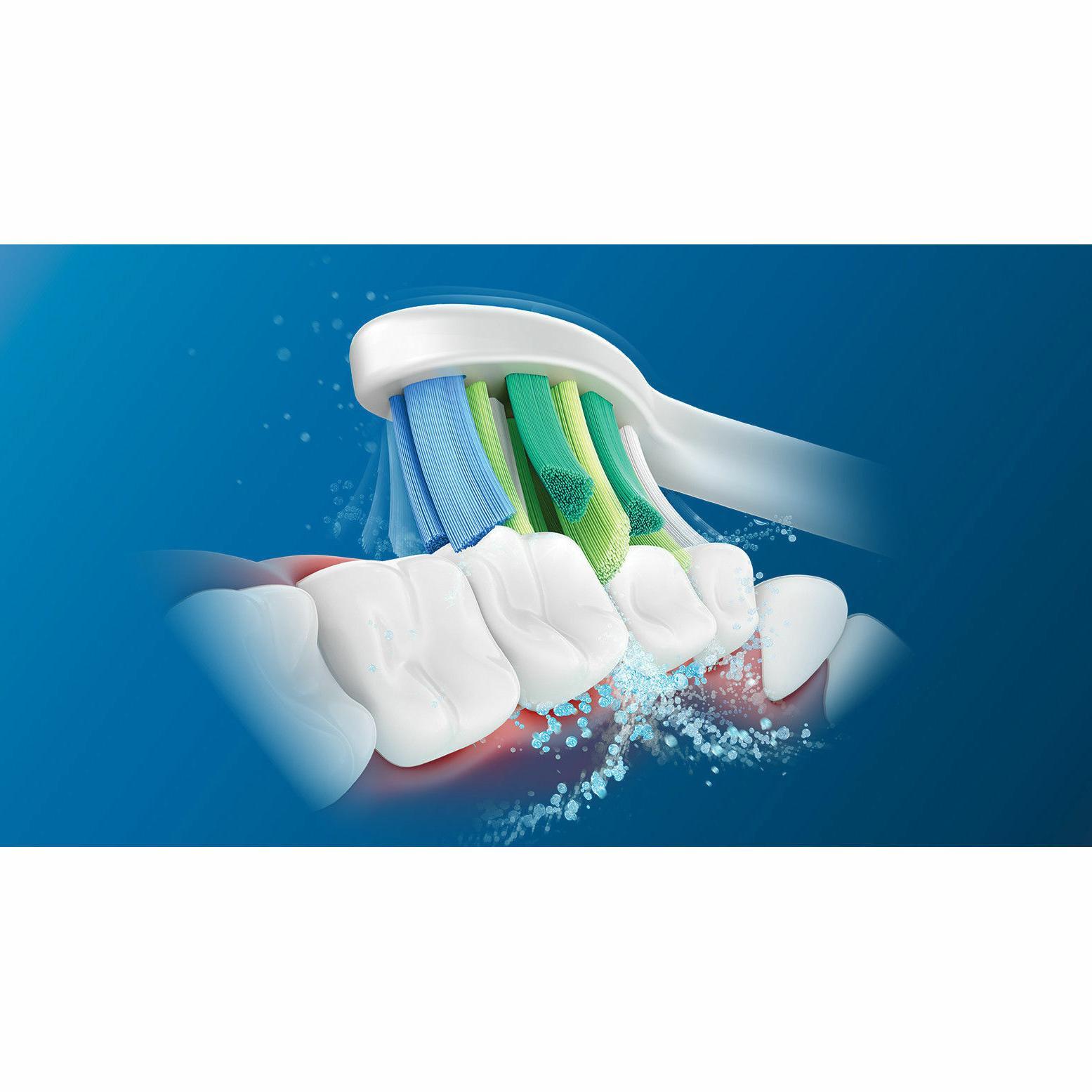 3pcs InterCare Toothbrush Heads w/o Box