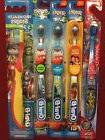 Oral-B Stages &  Colgate Toothbrush / Animated for ages 5-7