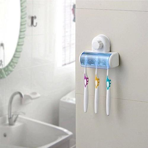 5 set toothbrush spinbrush suction