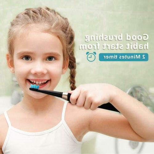 Fairywill Electric Toothbrush Shape Teeth Tightly