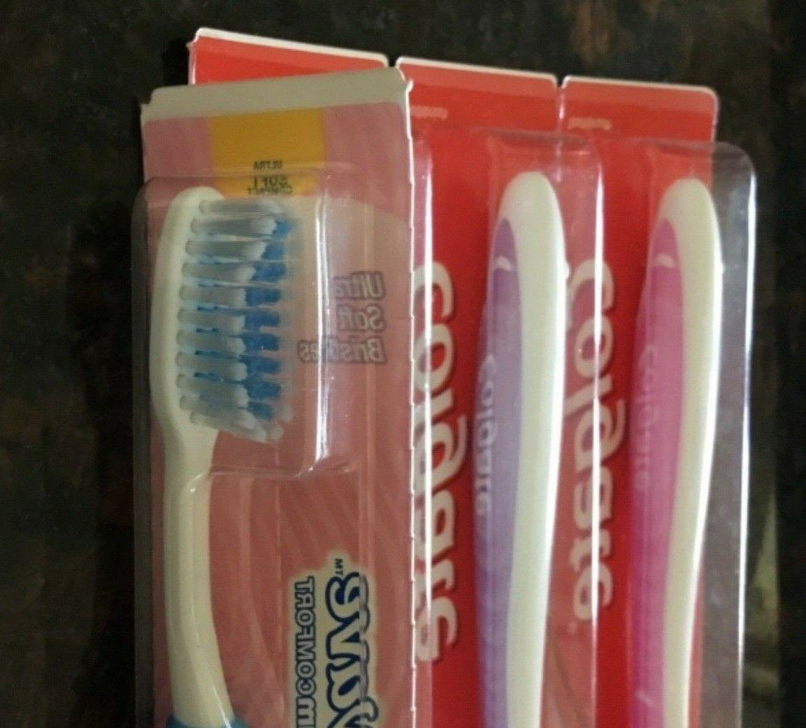 Toothbrushes Soft WHOLESALE