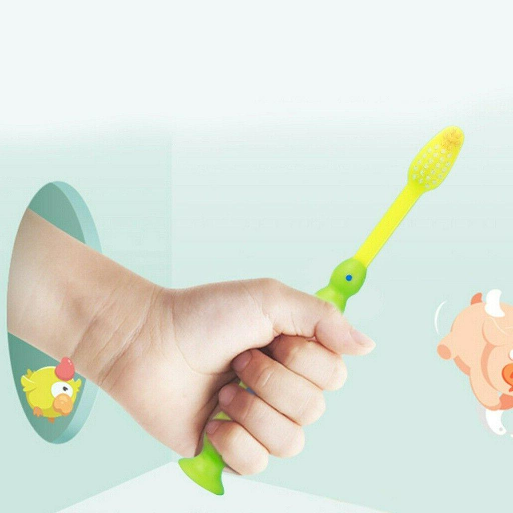8pcs Durable Portable Toothbrushes Brushes Tool