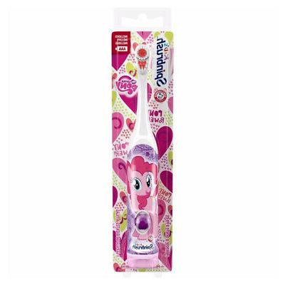 ARM - HAMMER Kids Spinbrush My Little Pony Toothbrush 1 ea
