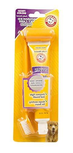 Arm & Hammer Dog Dental Care Fresh Breath Kit for Dogs | Con