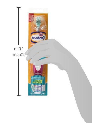 ARM HAMMER Pro Series Ultra Toothbrush, Medium