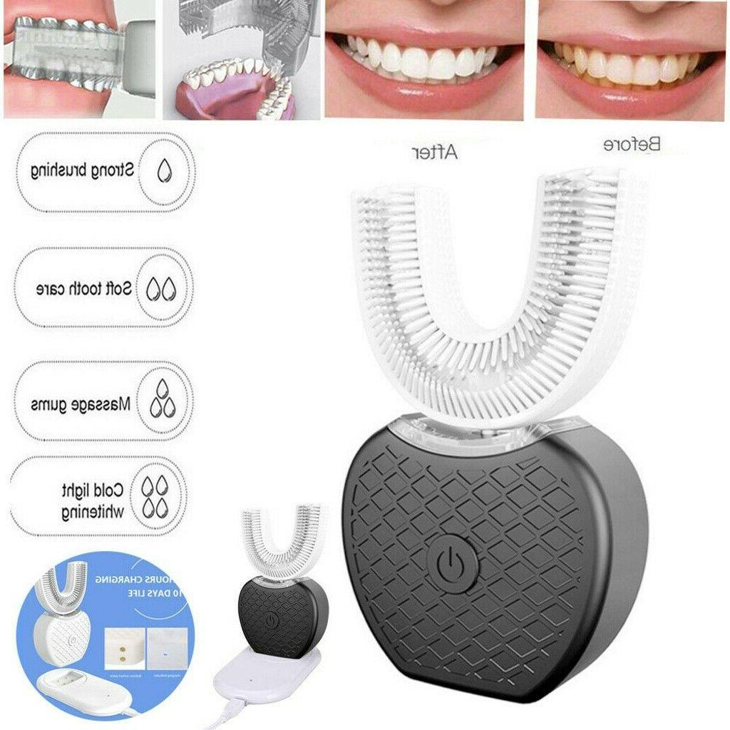 Electric Automatic Teeth Clean Rechargeable