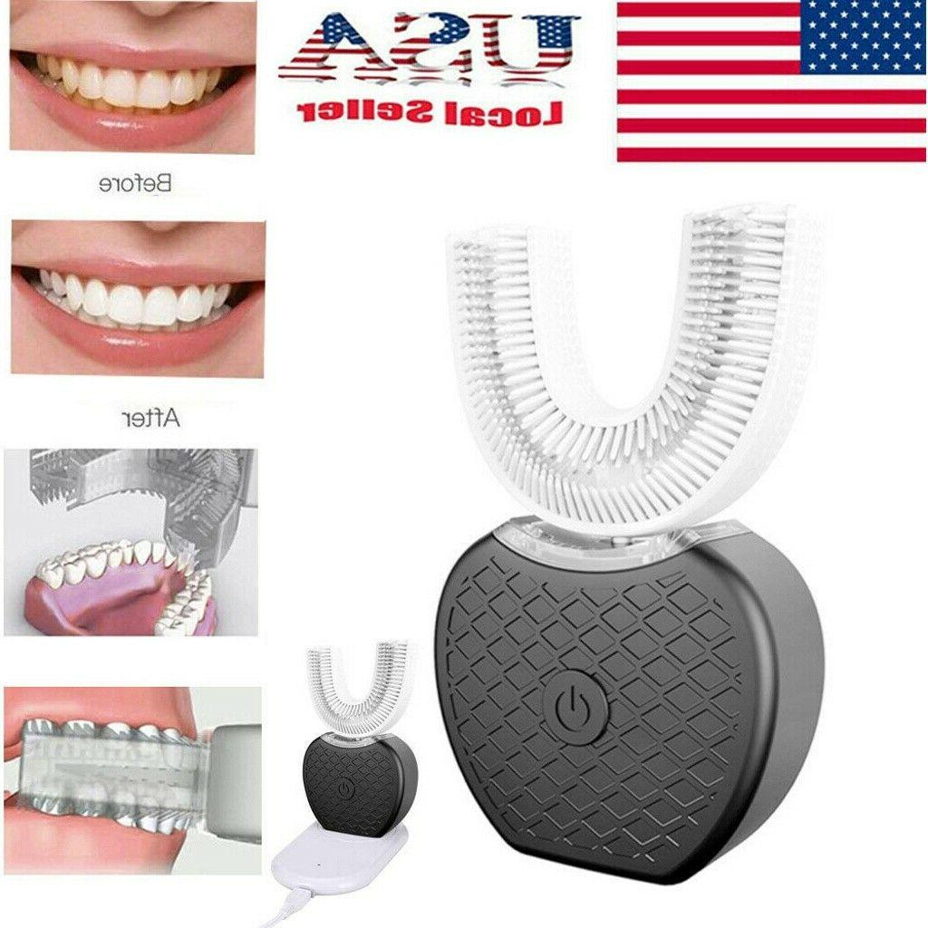 Automatic Teeth Clean Rechargeable