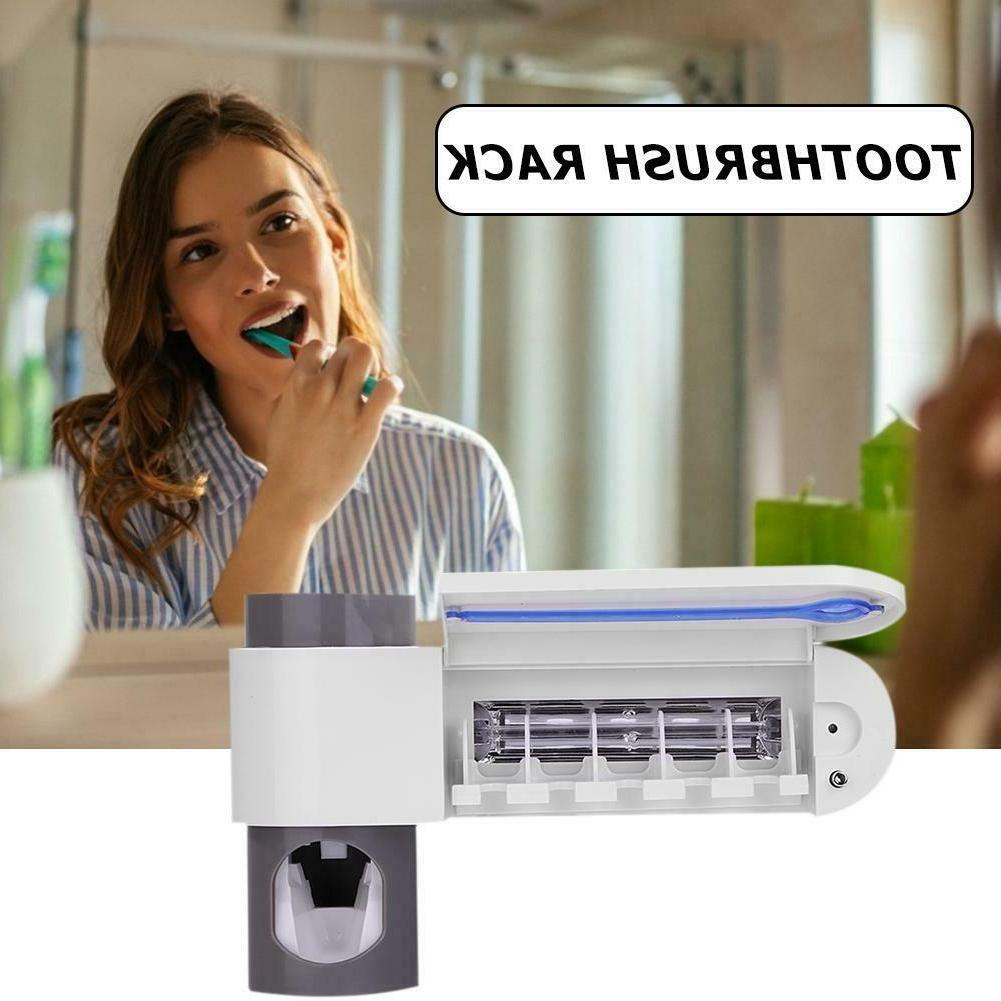 5 Toothbrush Sterilizer Wall Mount