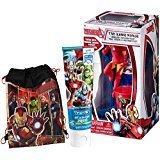 """Marvel's Avengers """"Iron Man"""" Inspired 4pc Super Hero Smile O"""