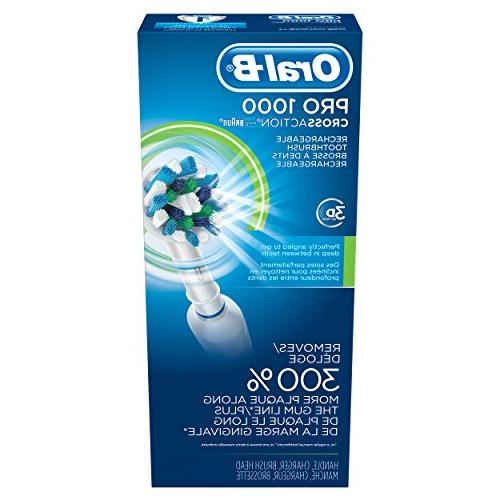 Oral-B Electric Rechargeable Colors May Vary - Blue