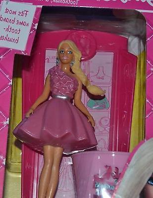Barbie Smile Set~Toothbrush Holder~Brush & Bathroom