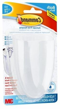 3M BATH16-ES Command Razor Holder