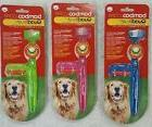 Bamboo Care Quad Brush ~ Ultimate Pet Toothbrush For Large D