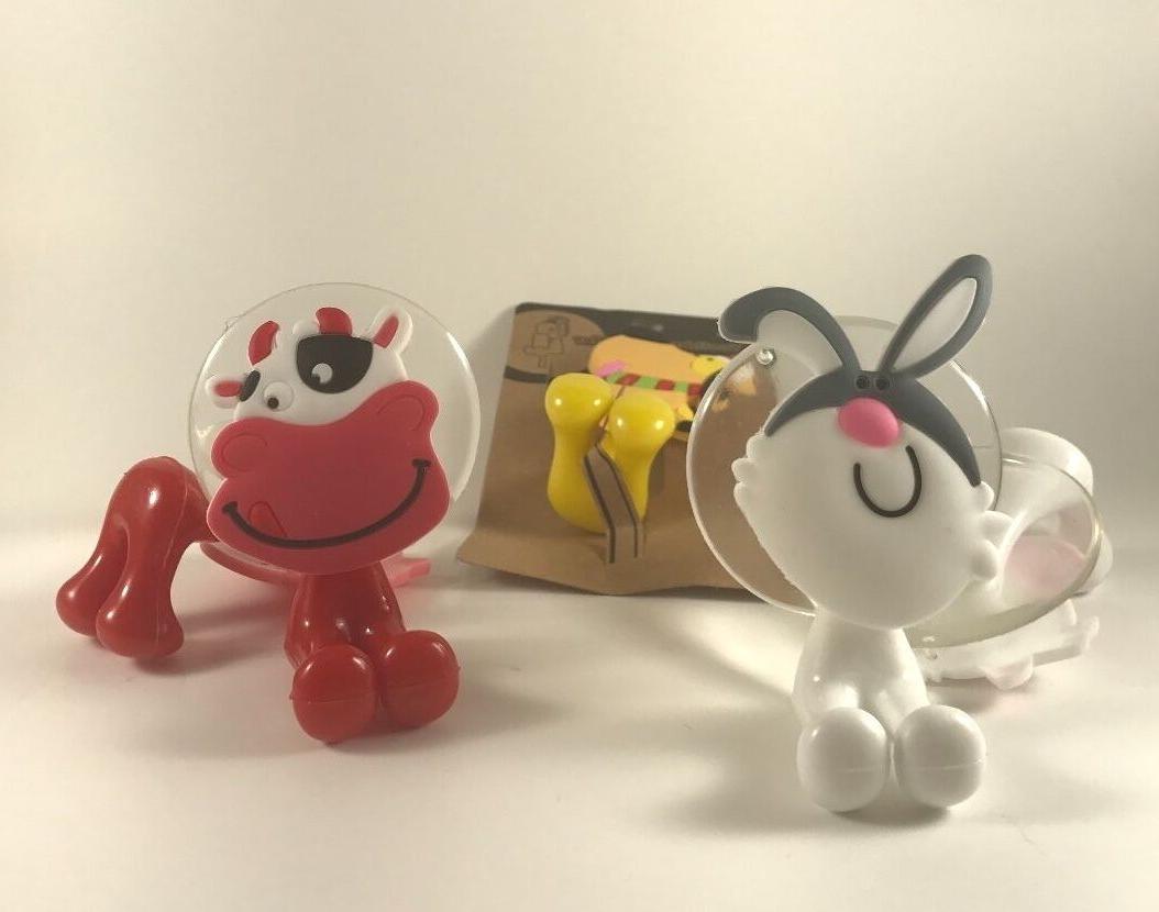 Cartoon Hooks Bathroom Set Accessories For Kids *USA*