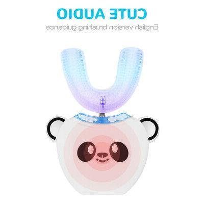 Kids Electric Toothbrush Brush Automatic Ultrasonic Toothbrush