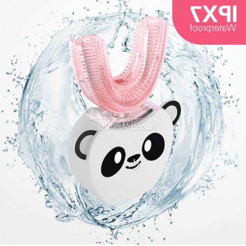 Children's Toothbrush Panda
