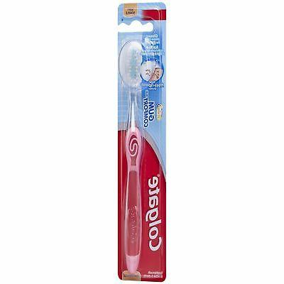Colgate Comfort with Bristles, Soft - 6