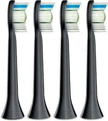 Philips Sonicare - Diamond Clean Brush Heads  - Black