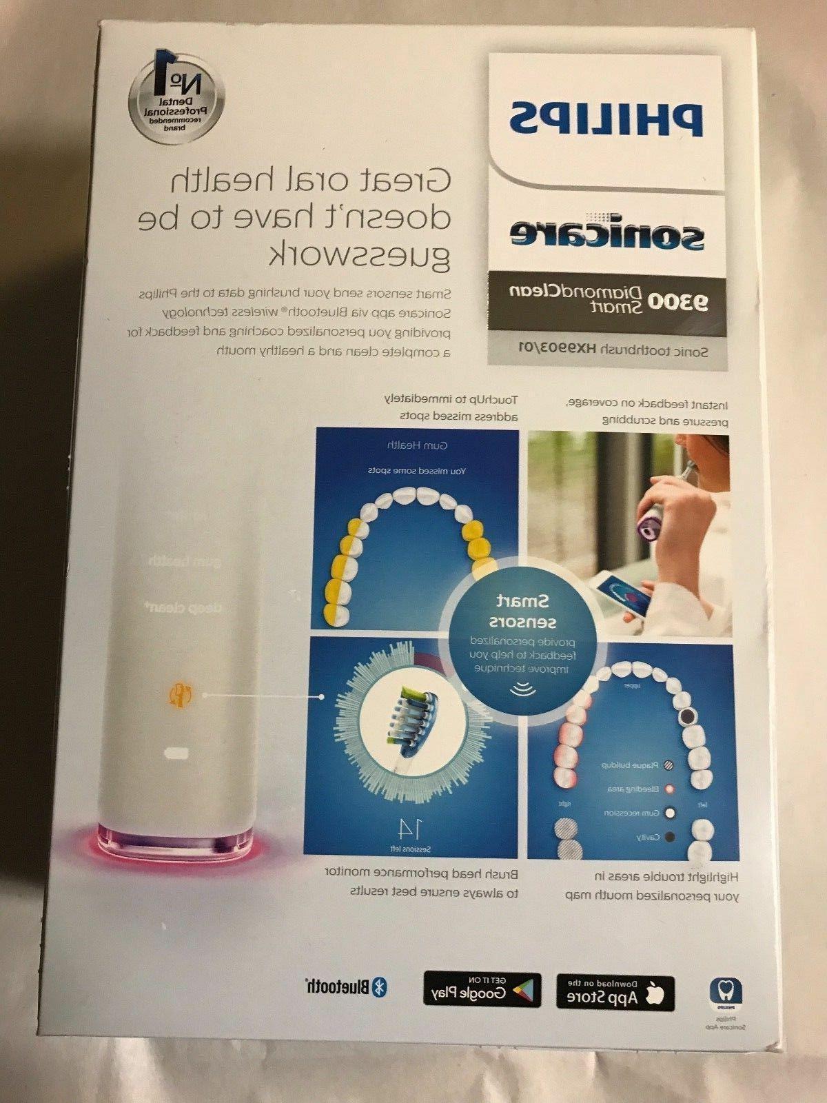 Philips Sonicare DiamondClean Smart WHITE HX9903/01