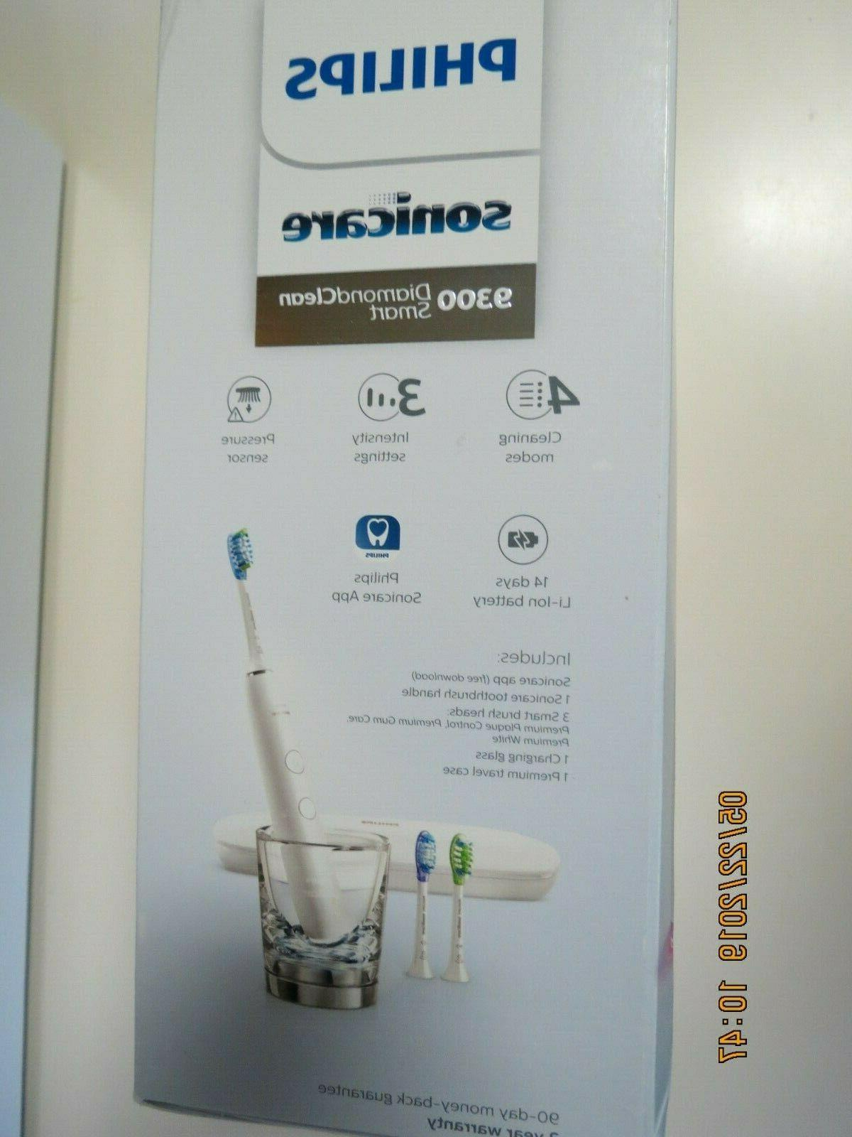 Philips DiamondClean Smart Toothbrush White Edition HX9903/01.