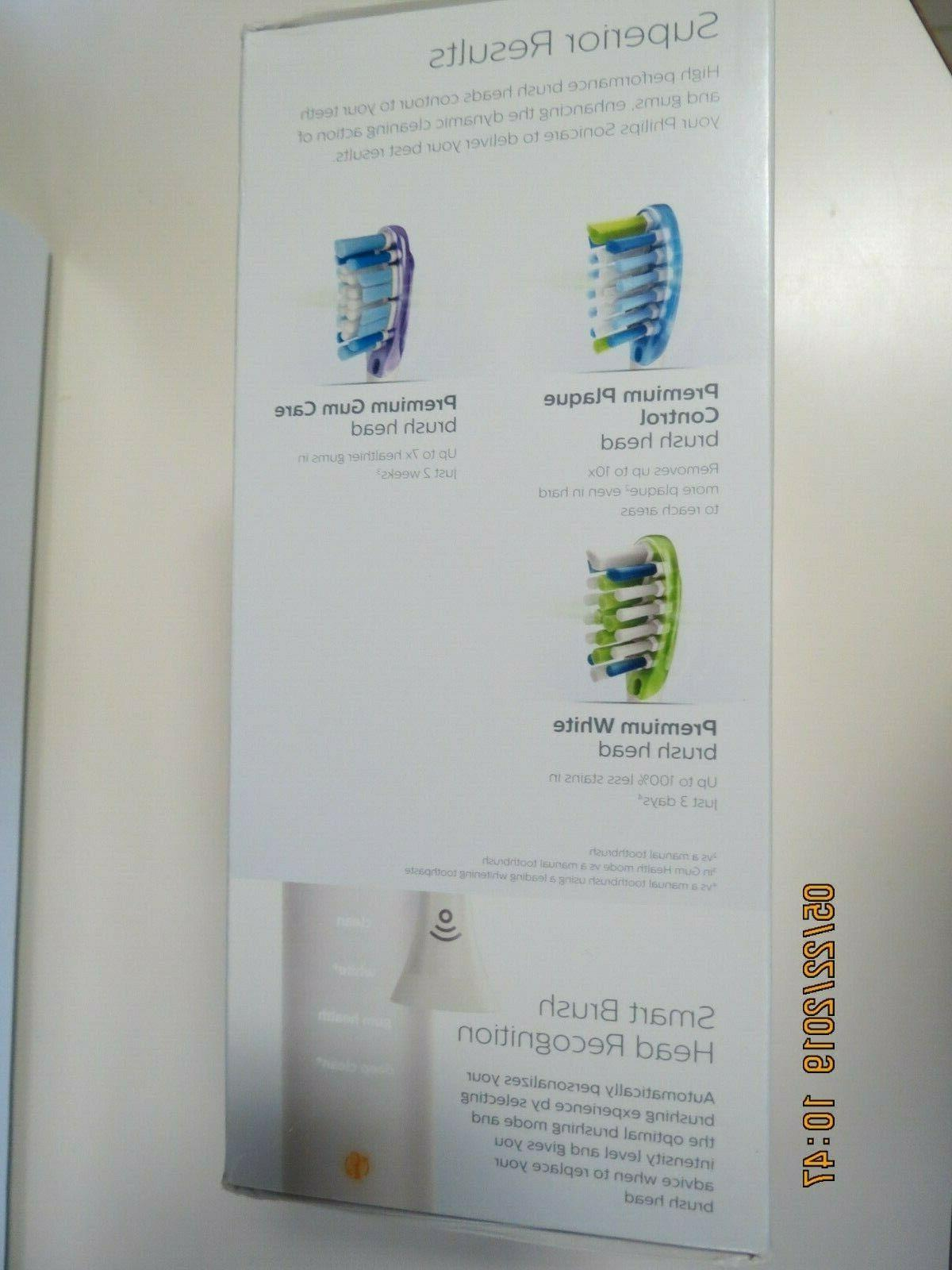 Philips Smart Toothbrush White Edition HX9903/01.