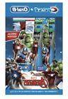 Disney Marvel Avenger Oral B Crest Toothpaste 2 Toothbrushes